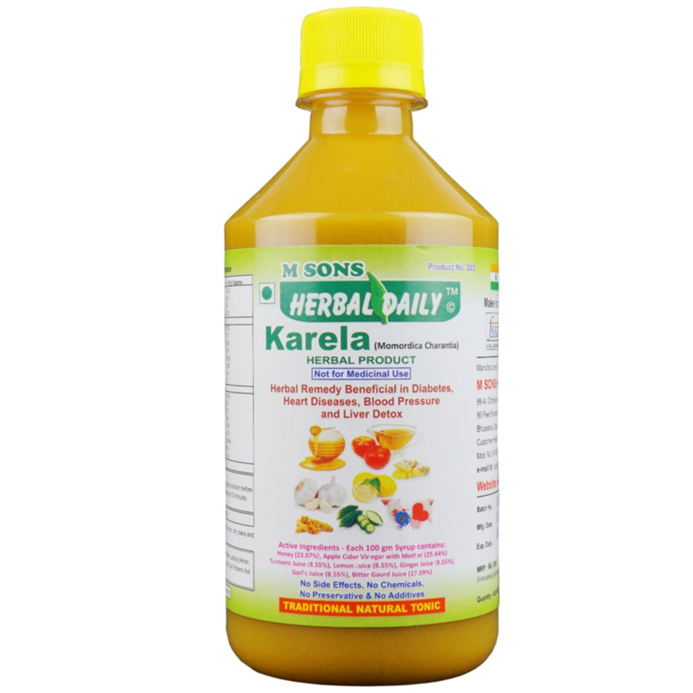Herbal Daily Karela