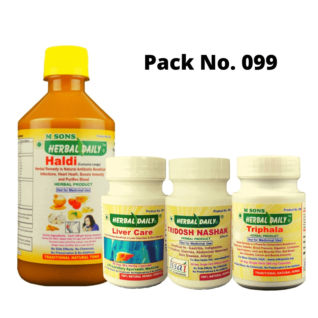 Constipation & Gastric Care Pack