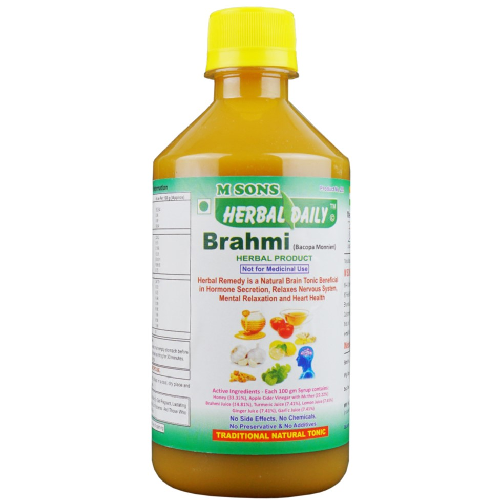 Herbal Daily Brahmi