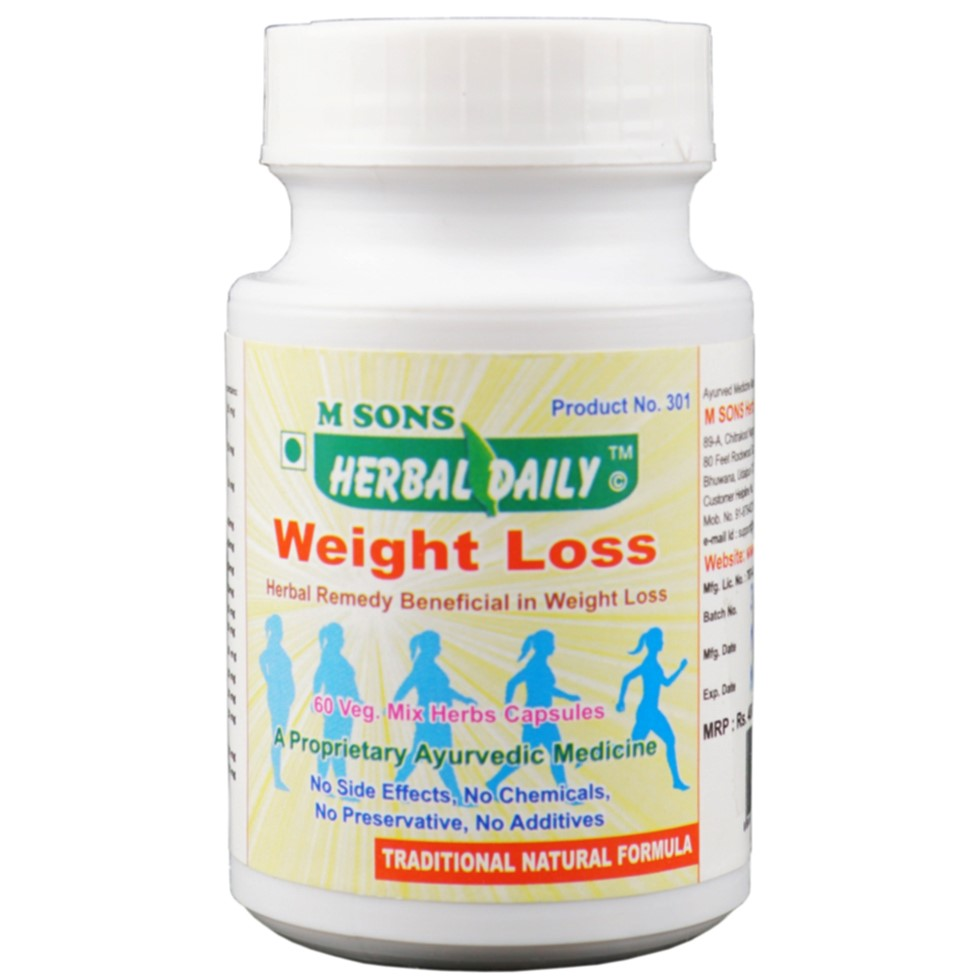 Weight Loss Veg Capsule