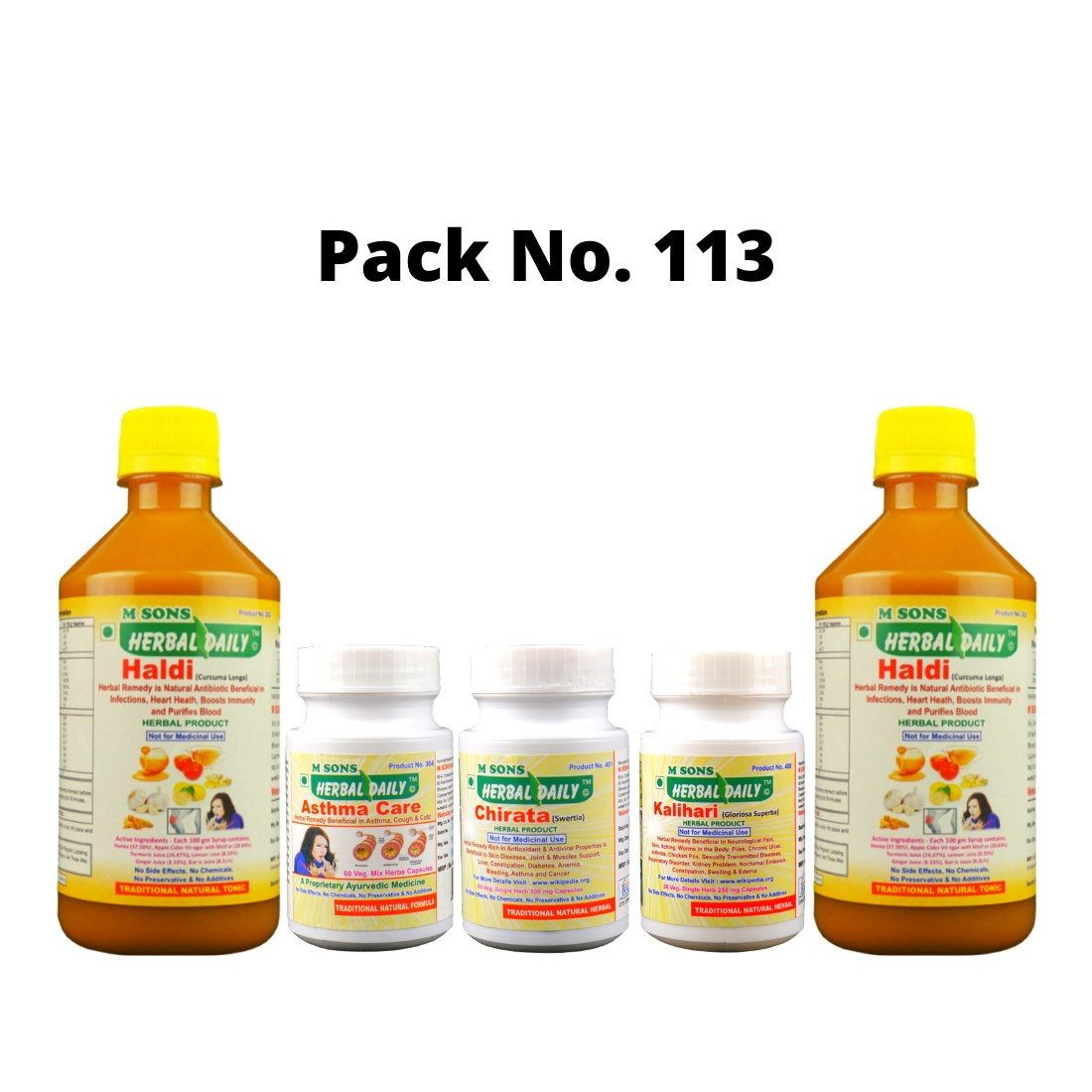 Immunity Recovery Pack