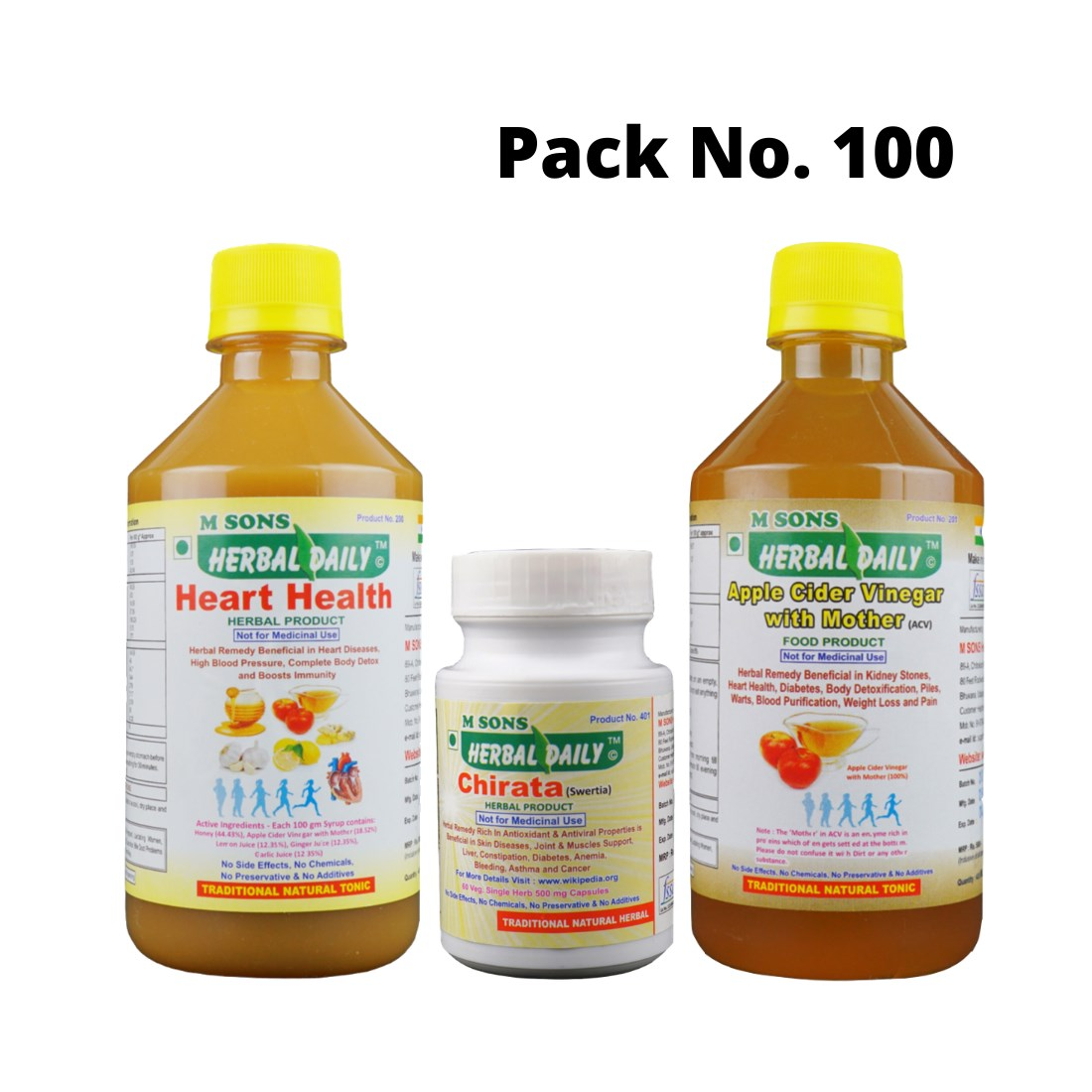 Heart Blockage Remover Pack 2