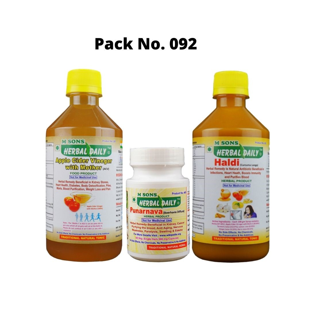 Kidney Stones Removal Pack 2 (30 Days)