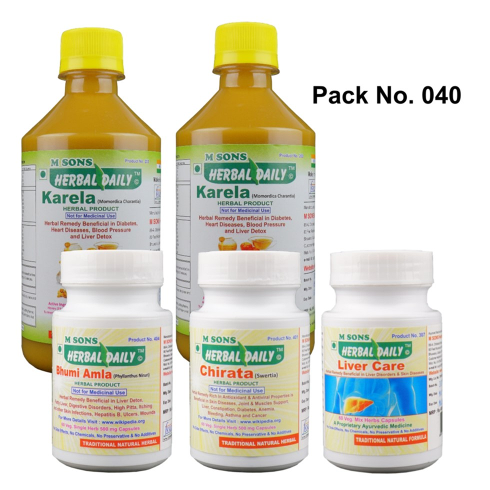 Hepatitis Care Pack