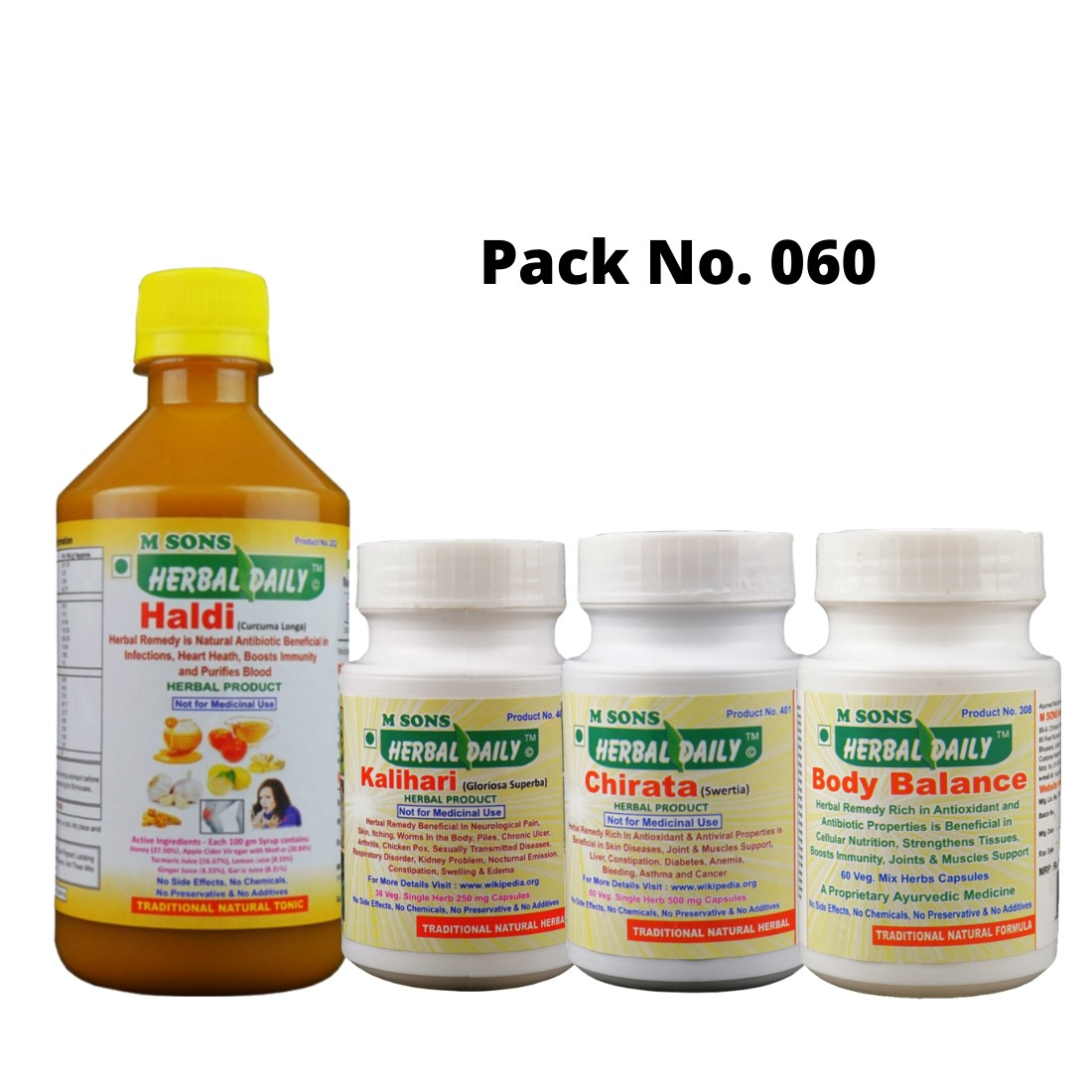 Allergic Sinusitis Pack