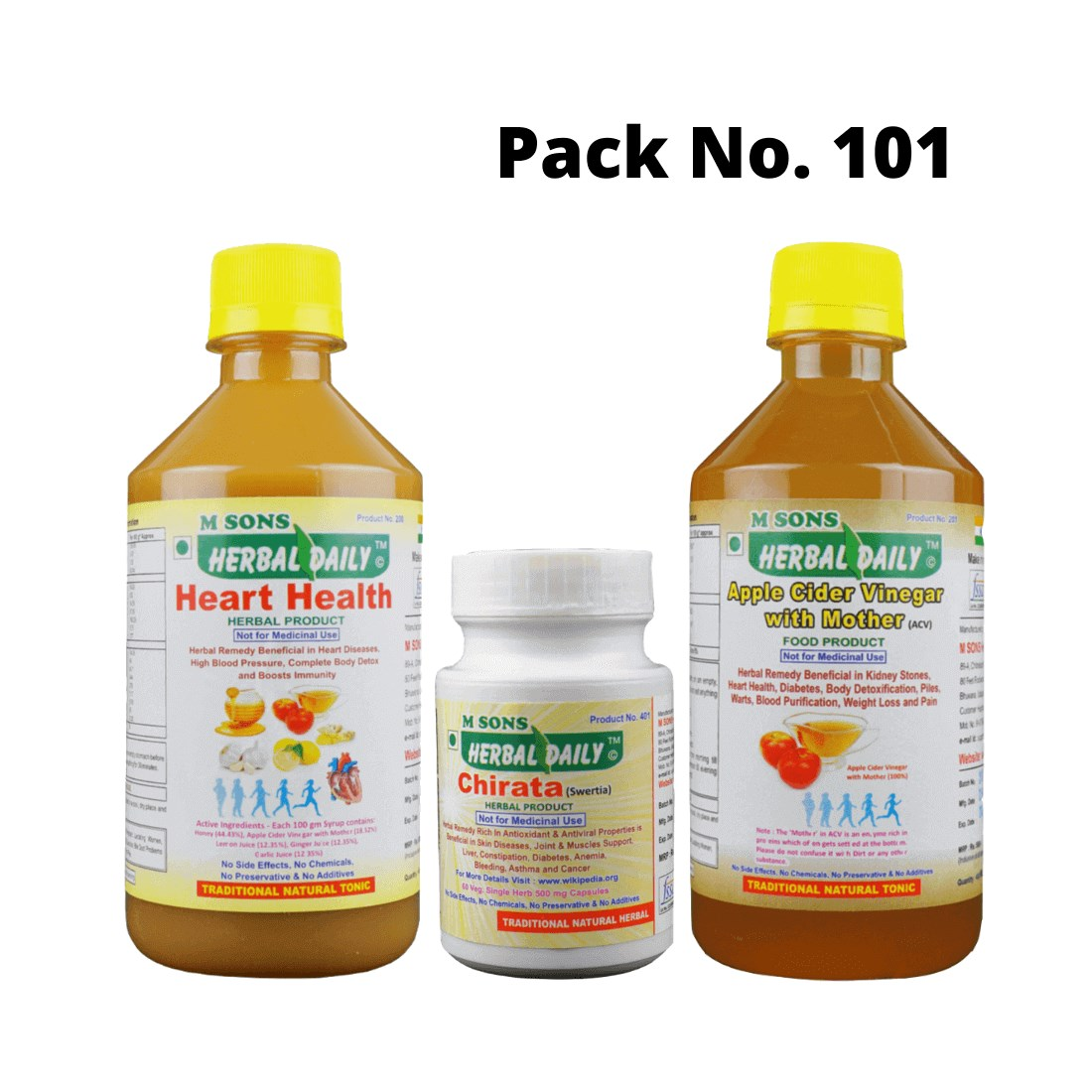 Cholesterol Control Pack
