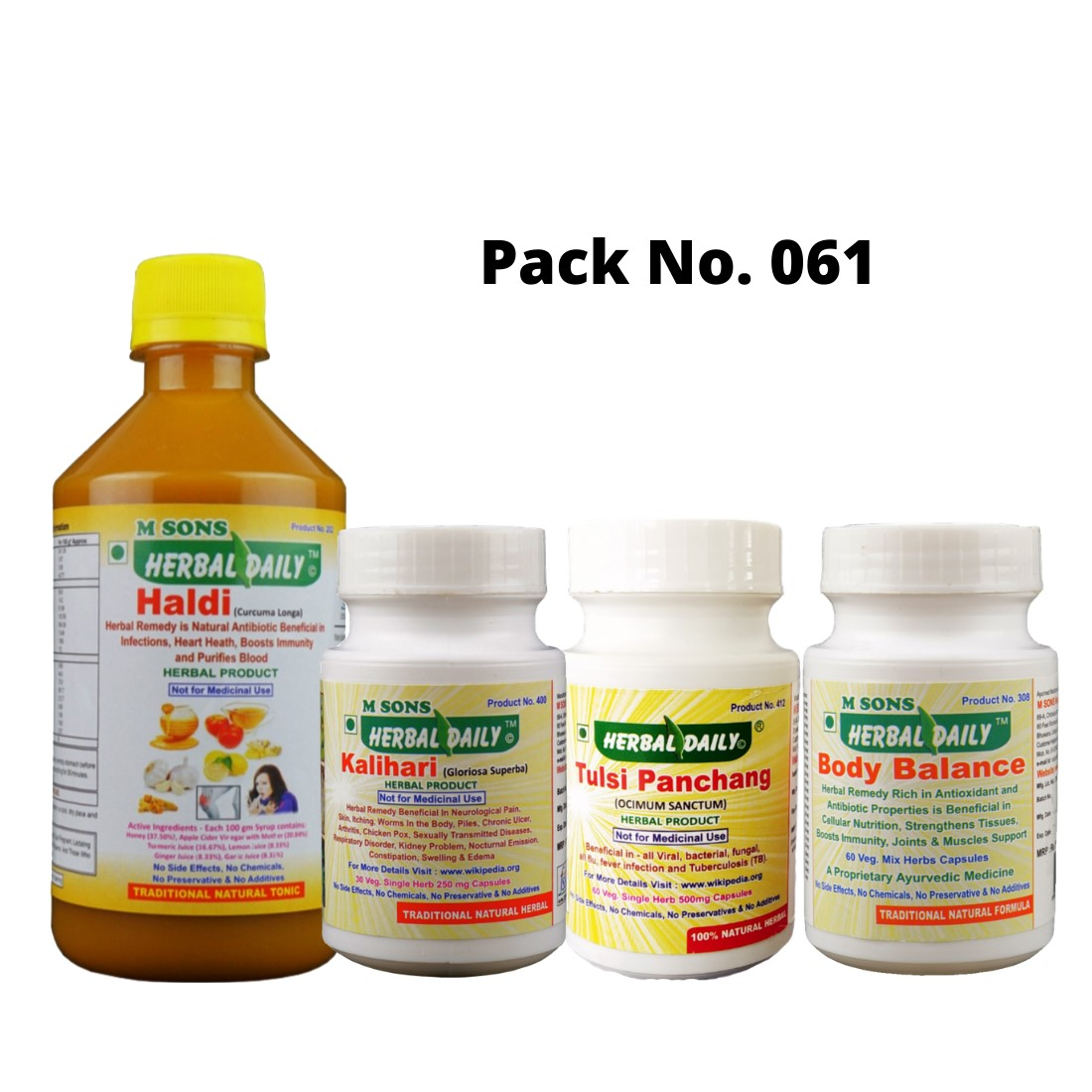 Rhino Sinusitis Pack