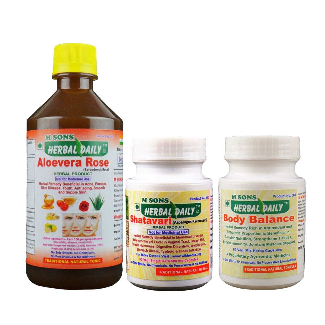 Anemia Female Care Pack