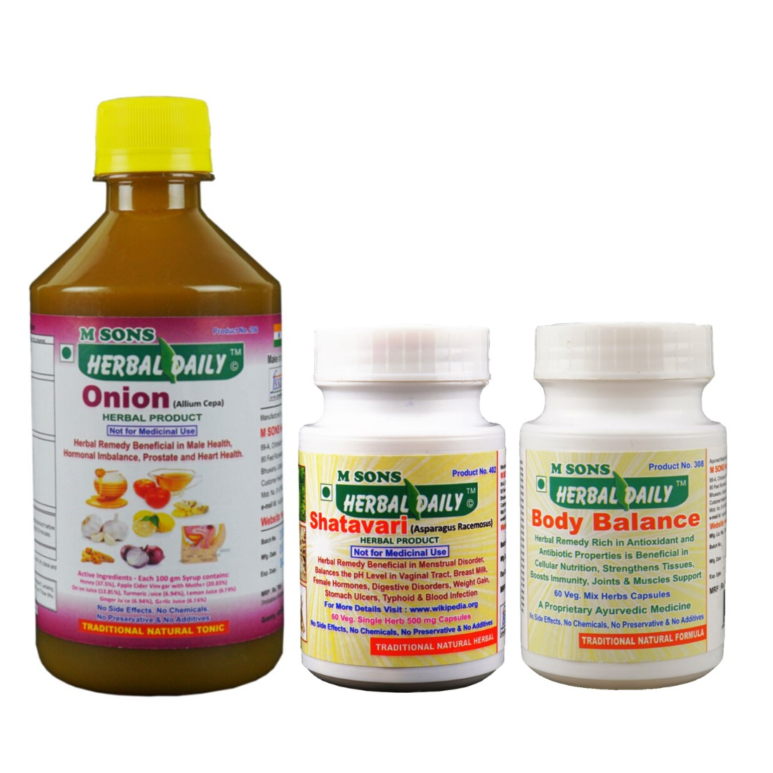 Anemia Male Care Pack