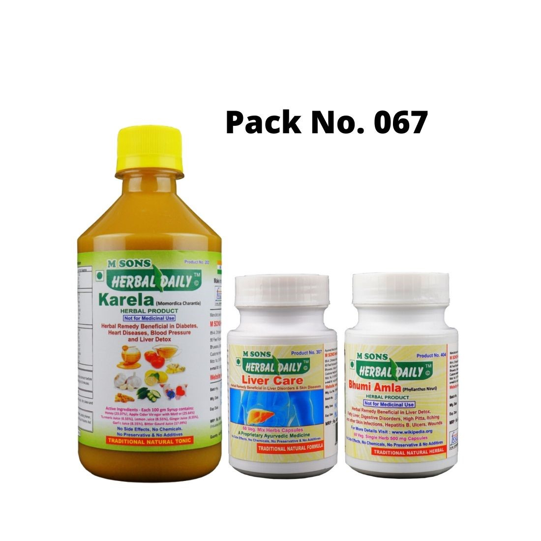 Jaundice Care Pack