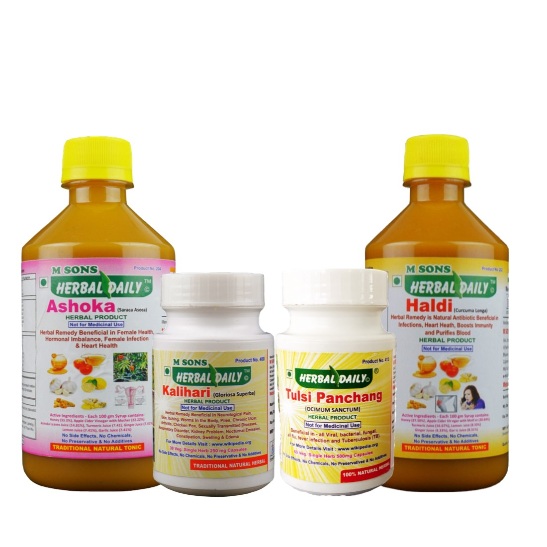 Uterine Fibroid Care Pack