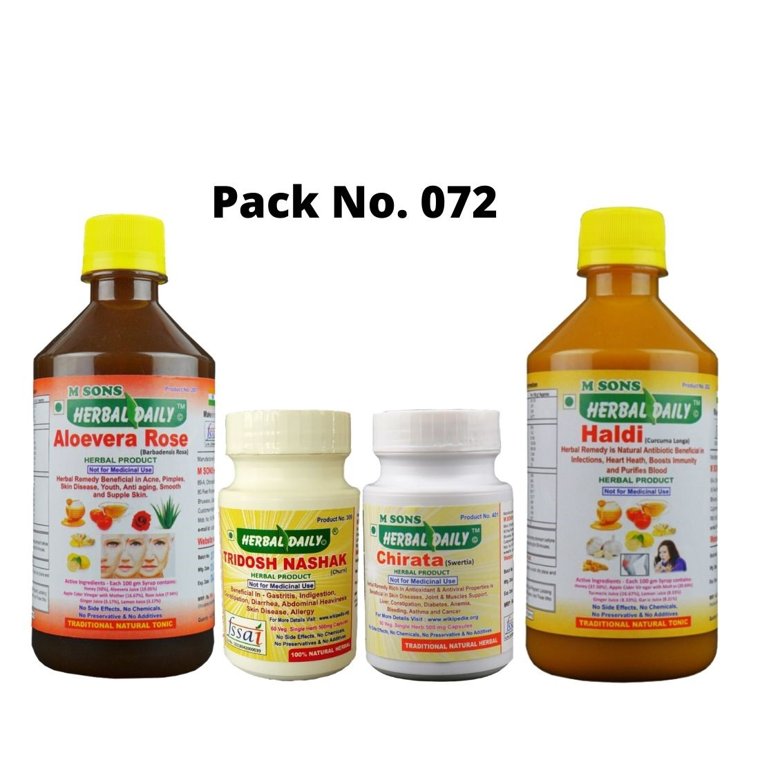 Ulcerative Colitis Relief Pack