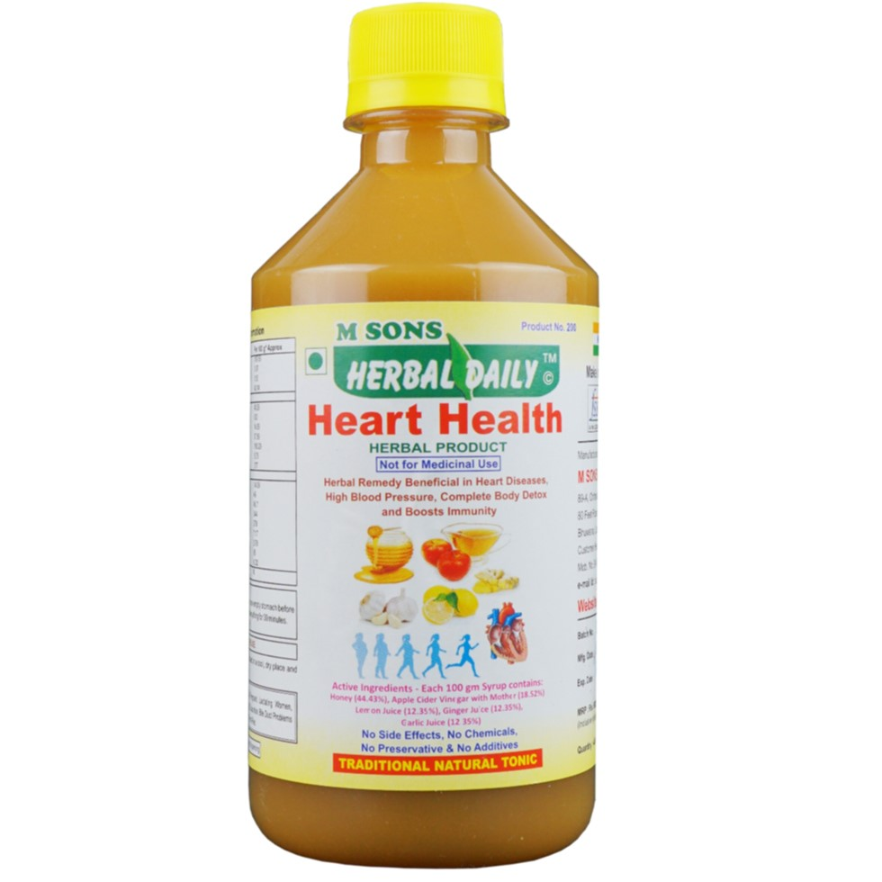 Herbal Daily Heart Health